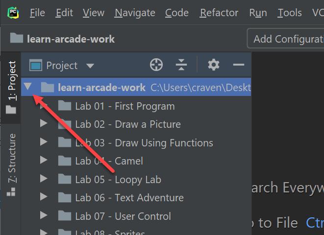 4  Version Control Systems — Arcade Spring 2019 documentation